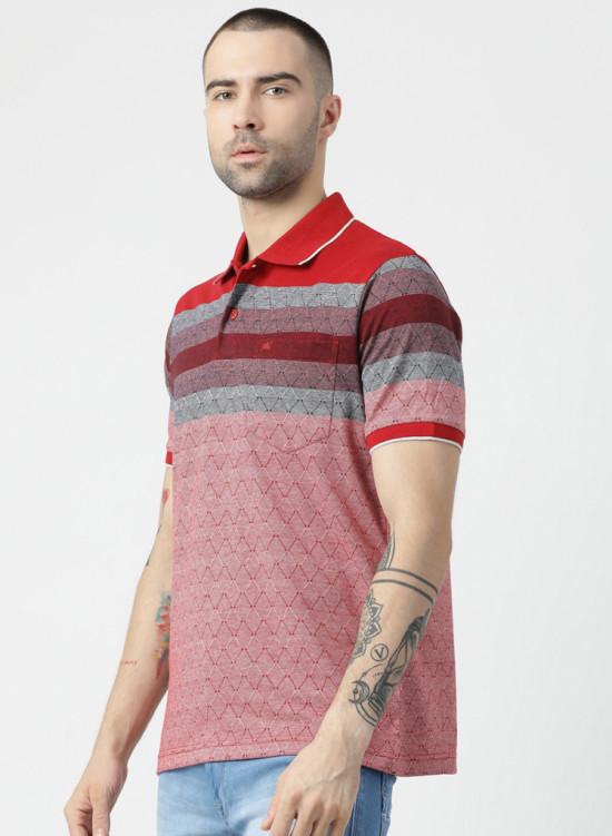 e05893245e3 T Shirts for Men Online - Buy Polo T Shirts   Round Neck T Shirts ...